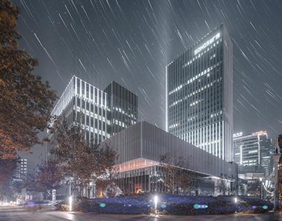 Soho Tianshan Plaza by KPF