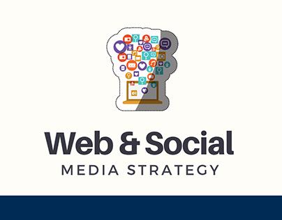 Web & Social Media Strategy