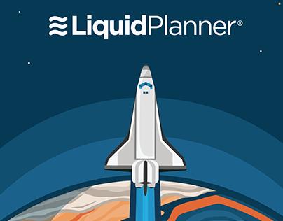 LiquidPlanner: Case Study Illustrations