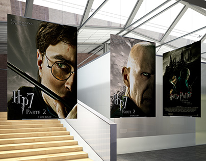 Carteles de Harry Potter