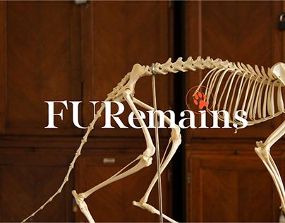 FURemains / Anti-fur campaign