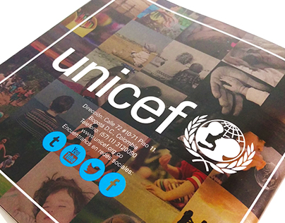Folleto Unicef