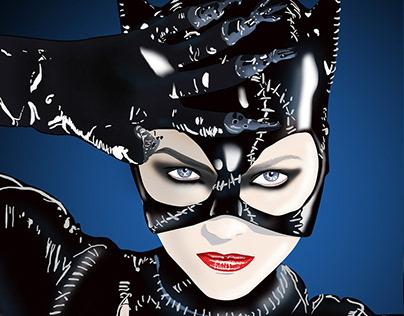 Catwoman Digitalization