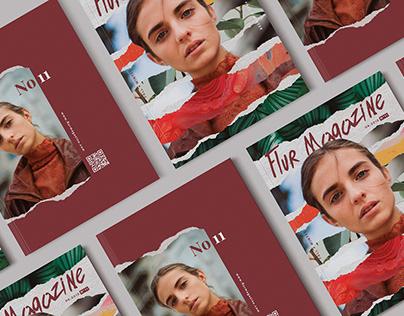 Flur Magazine Issue Nº 11