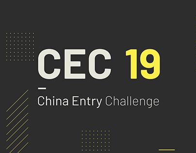 Branding Identity - CEC19