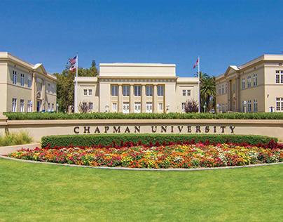 Top-Tiered Chapman University