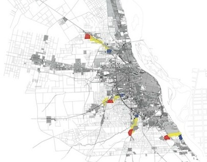 Urban Intervention - Rosario, Santa fe, Argentina