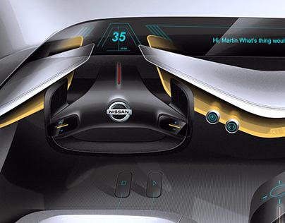 Nissan Sketching Tutorial.