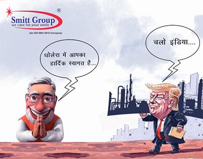 China to India