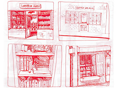 Library sketches
