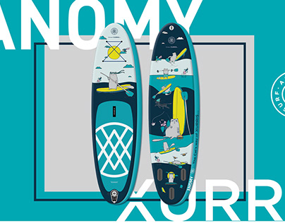 Anomy SUP by Xurris
