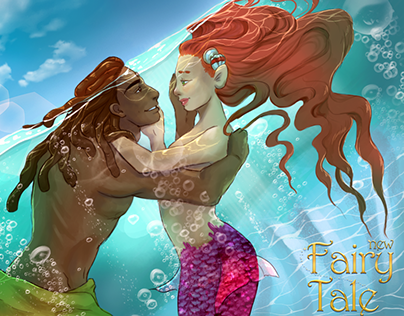The new fairy tale - COMIC