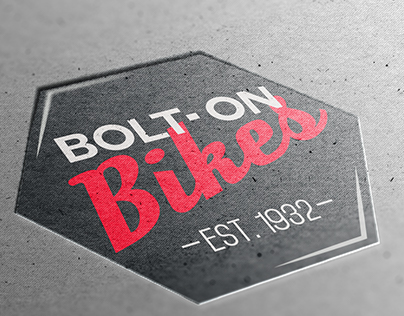Bolt-On Bikes | Logo Design