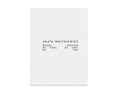 AGATA WOJTKIEWICZ ATELIER capsule branding