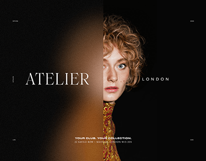 Atelier | Brand Identity