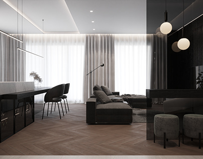 Apartment in Warsaw, Wola District, Wolska Street