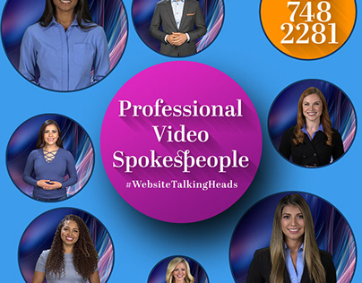 Video Spokespeople Examples
