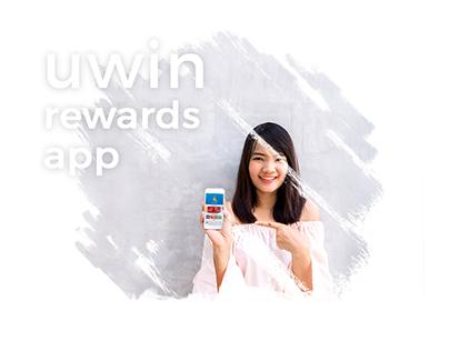 uwin Rewards App