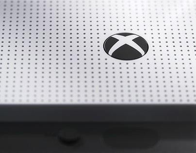 Xbox One S, Design by Xbox Design Team