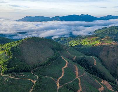 Chu Hreng Mountain