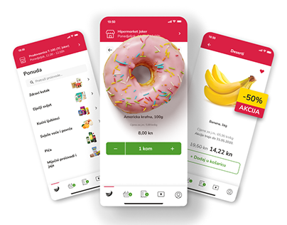 Tommy Spiza - ecommerce app