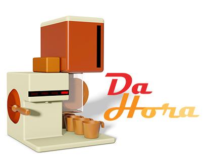 Product Design - DaHora Coffee Maker