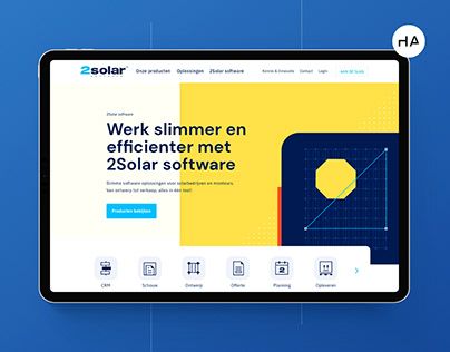 2Solar - Corporate website
