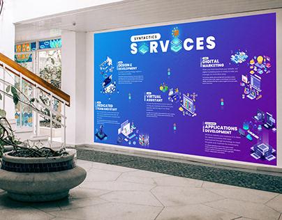 Company Services Board 2 Print