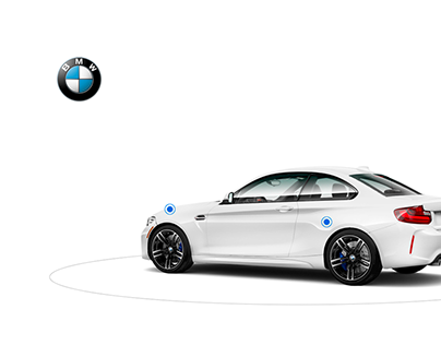 BMW M Power - Web Design
