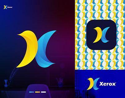 X Modern Logo Mark