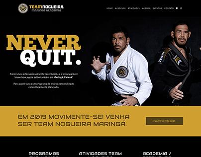 Website Team Nogueira