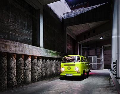 VW Bulli T2a