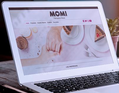 Web Design | Momi