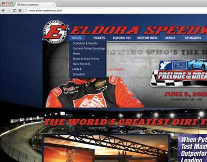 Eldora Speedway Website & App