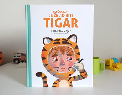 The Boy Who Wished To Be A Tiger