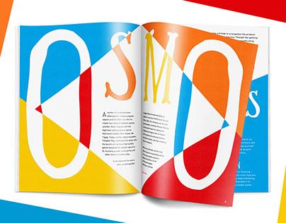 Osmo Magazine Spread