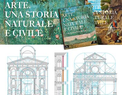 Apparato illustrativo Arte una storia naturale e civile