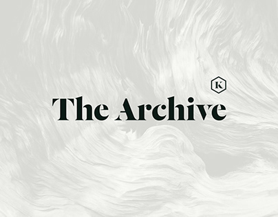 The Archive — Various Identity Designs