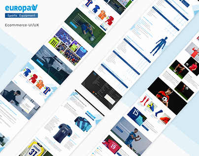 Europaw | ECommerce project for your business