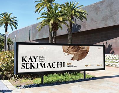 Kay Sekimachi | Exhibition Campaing