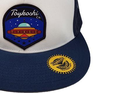 Toykoshi Headwear - Spaceman Patch Design 2017 UK Made