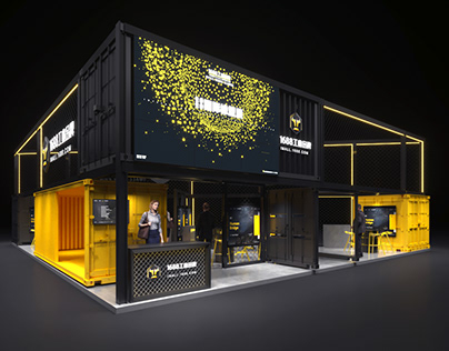 Industrial Booth Design