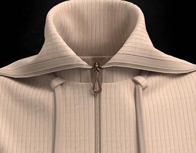 Virtual Garment Design- Knit Colorway
