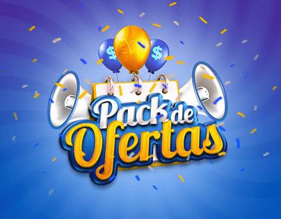 Pack de Ofertas - 10 Modelos Editáveis em .PSD
