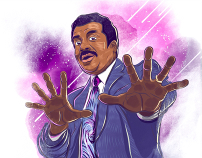 To Neil deGrasse Tyson