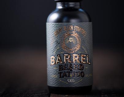 Barrel Brands Branding