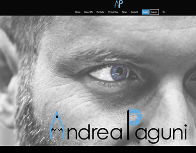 My Personal Website - www.andreapaguni.it
