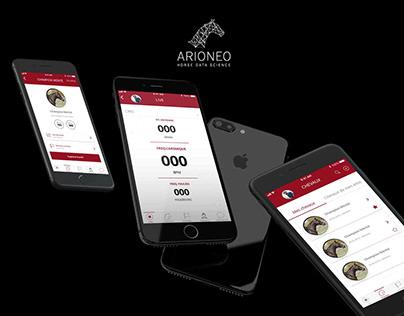 CWD iSport app - UI design