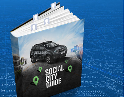 Dacia Duster Freeway - Social City Guide