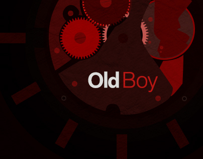 Old Boy - A Viral Movie Poster